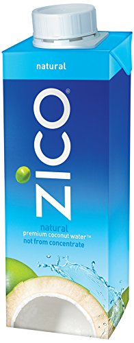 Zico Natural Coconut Water Bottle