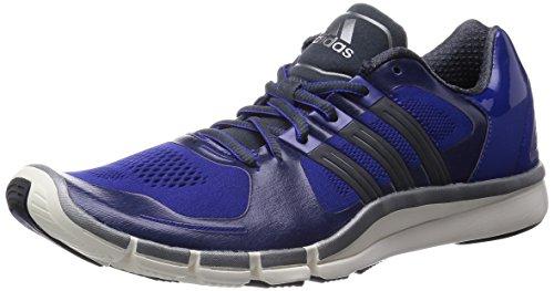 adidas M18107 - Zapatos polideportivas al aire libre para hombre Azul