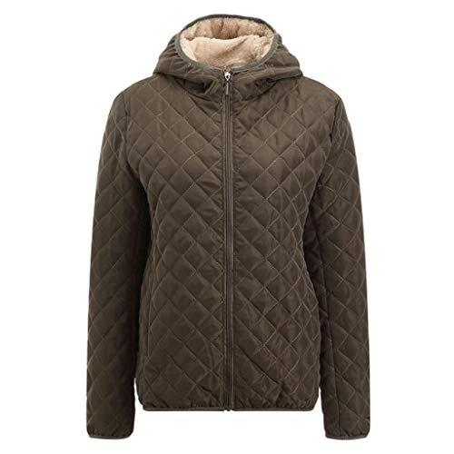 Automne En Veste D'hiver Élégante Capuche Militaire Vicgrey Hiver Avec Court Manteau Manteaux Verte Coton Veste Chauds Vestes Femme tq17twxg