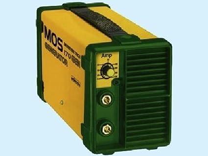 SOLDADOR DECA MOS inversor 170 generadores pueden X GENERADOR ADECUADO.