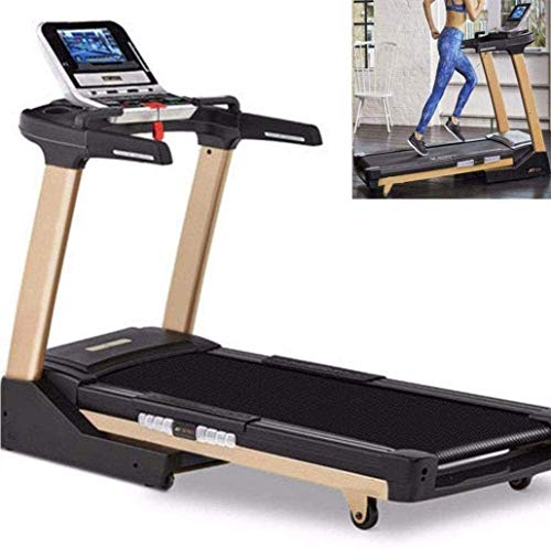 WRJY Treadmills for Home Folding, Walking Machine, Home-Use Smart Mute Walking Machine, Folding Treadmill, Jogging Machine Treadmill, Walking Machine, Office/Home Fitness Exercise Machine
