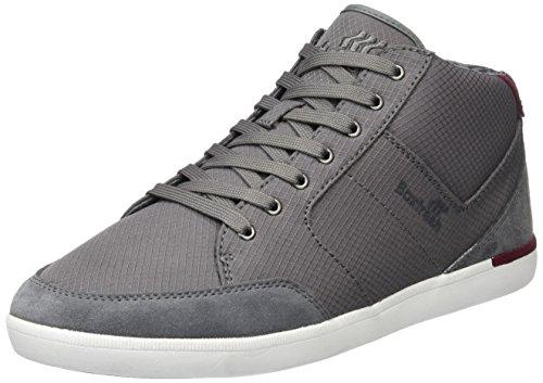Grigio Alte Sde Sh Grey Grau Sneaker Cheam Nyl Boxfresh Steel Maroon Rip Uomo wq8UanZ