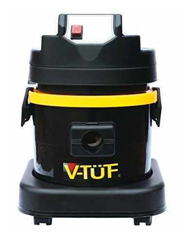 110V V-TUF VAC W/&D Industrial Wet And Dry Hoover Vacuum Cleaner