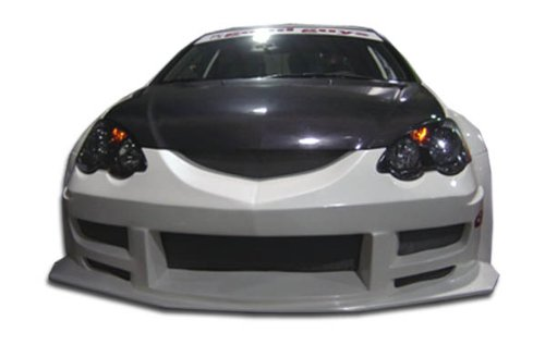 Duraflex 102250 2002-2004 Acura RSX Duraflex GT300 Wide Body Front Bumper Cover - 1 Pi