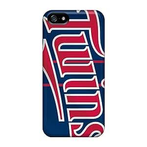 XQjuI2667-hPu Case Cover Minnesota Twins Iphone 5/5s Protective Case