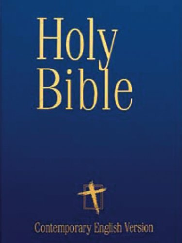 CEV Holy Bible