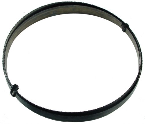 Magnate M60C14H6 Carbon Tool Steel Bandsaw Blade, 60 Long - 1/4 Width; 6 Hook Tooth