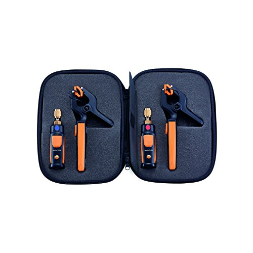 Testo 0563 0002 Refrigeration Wireless Smart Probe Set