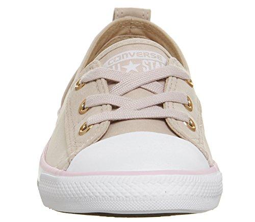Zapatillas Converse Chuck Cherry Blossom Low Taylor Lace Ballet Beige Exclusivo Partícula Top wqTrw7Yg