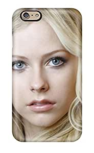 YY-ONE Celebrity Avril Lavigne Phone Case For Iphone 6/ High Quality PC Case