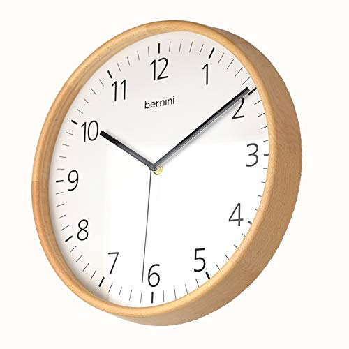 14 Inch Analog Wall Clock - Extra Large 14