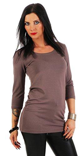 Mellice - Camisas - Básico - para mujer Cappucino