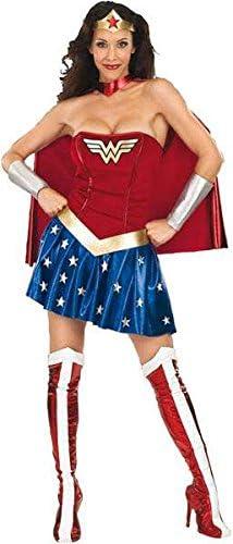 Disfraz Licence Wonder Woman talla S: Amazon.es: Juguetes y juegos