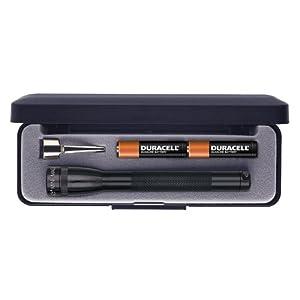 MAGLITE Minimag - Linterna de Acampada y Senderismo, Color Negro 10