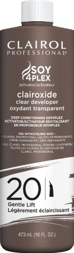Clairol Clairoxide 20 Volume 16 oz. (Pack of (Clairol Hair Toner)