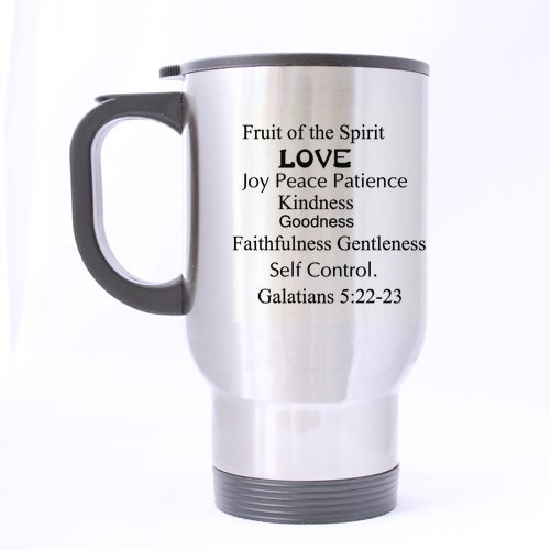 Christian Church Gifts Presents Bible Verse Fruit of the Spi