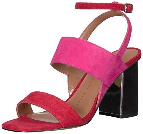 Delle Donne Vestito Cruz Sandalo 074z33bk Lola Rosso HTItSSq