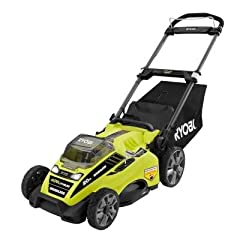 Ryobi redefines cordless lawn mowers with the second generation 20 in. 40-Volt Brushless Mower. Featuring Gas-Like Power, this mower has an intelligent brushless motor with load sensing technology, allowing it to detect and deliver the power ...