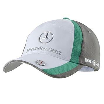 Mercedes GP - Gorra, diseño de Schumacher: Amazon.es: Deportes y aire libre