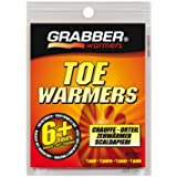 Grabber Warmers ECTWFL 3in. x 4in. 6+ Hour Toe Warmer