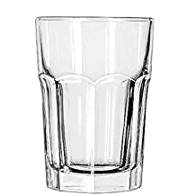 Libbey Glassware 15238 Gibraltar Beverage Glass, Duratuff, 12 oz. (Pack of 36) by Libbey Glassware