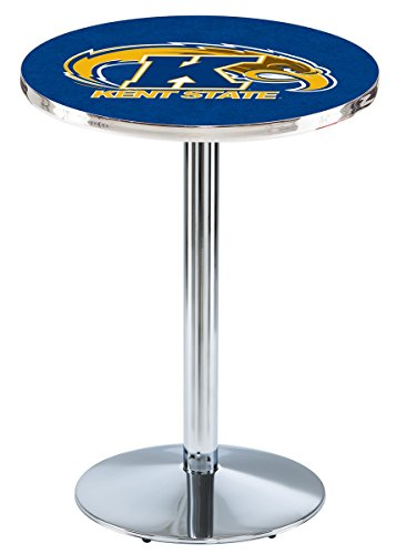 Holland Bar Stool L214C Kent State University Officially Licensed Pub Table, 28