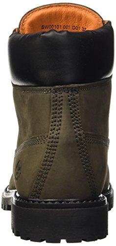 Lumberjack River - Zapatillas Mujer DK GREY/BLACK