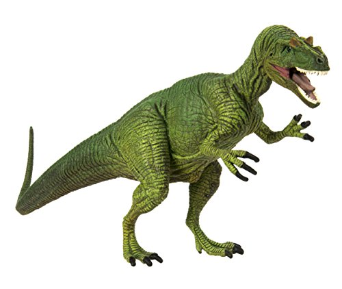 Safari Ltd Dinosaur and Prehistoric Life Collection – Allosaurus – Realistic Hand Painted Toy Figurine Model – Quality Construction from Safe and BPA Free Materials – For Ages 3 and Up (Wild Safari Models Dinosaur Toys)
