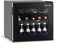 Inventor Nevera para Vinos Α+ de Compresor con 43 litros de Capacidad para 10 Botellas de Vino