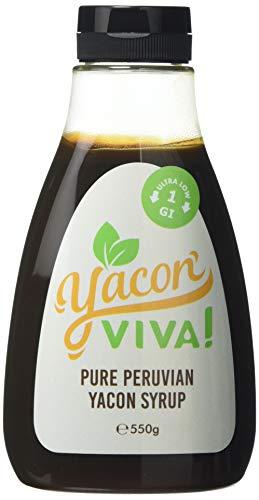 YaconViva! Pure Peruvian Yacon Syrup 550g