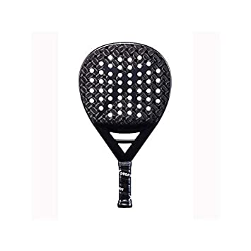 DROP SHOT Dark Black Raqueta De Padel, Adultos Unisex, 1 ...