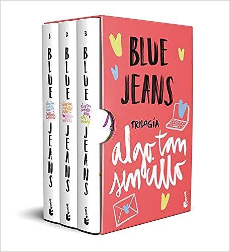 Estuche Algo tan sencillo de Blue Jeans