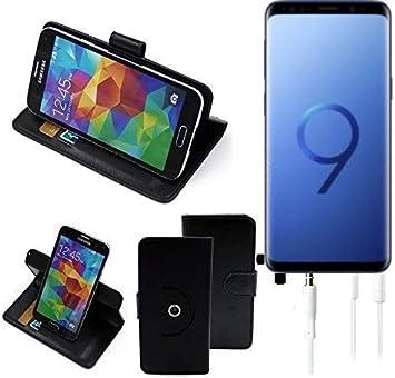 K-S-Trade Top Set: 360° Funda Smartphone para Samsung Galaxy S9 ...