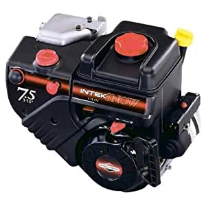 Briggs & Stratton 7.5 HP Intek Snow Engine - 1-Inch Diameter x 2-27/64-Inch Length Crankshaft 12D412-0009-E1