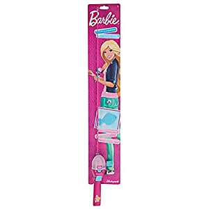 Barbie Spincast Rod and Reel Packaged Combo Kit