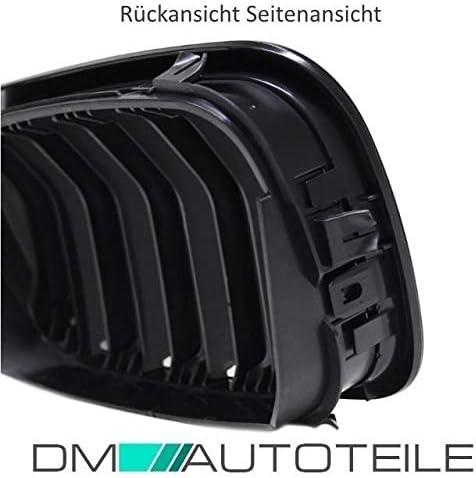DM Autoteile 2x K/ühlergrill Schwarz Glanz SET passt f/ür E46 Coupe Cabrio 99-03 SPORT