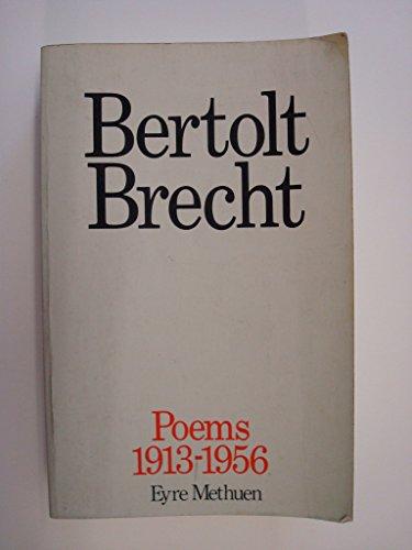 Download Poems: 1913-56 Pts  1-3 in 1v (Bertolt Brecht