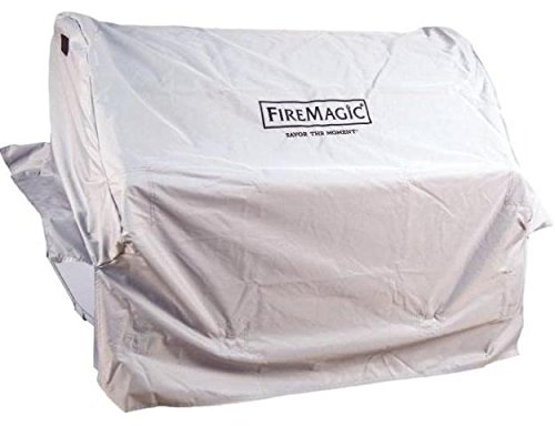 Fire Magic 3644F Heavy Duty Polyester Vinyl Cover for Built-In A430i by Fire Magic
