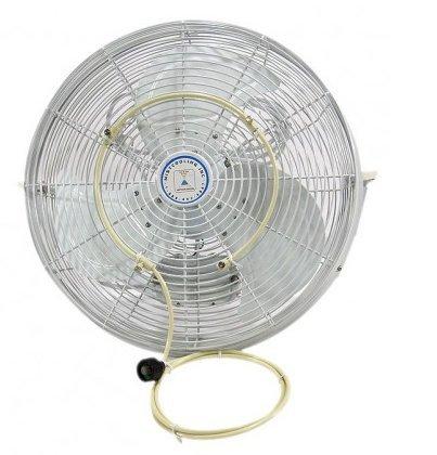 Mistcooling Outdoor Low Pressure Fan Mist Kit (15'' Dia -6 Nozzles) by Mistcooling