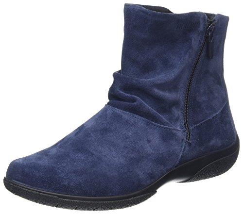 blau Whisper Damen marineblau Klassische Stiefel Hotter 4pPq8II