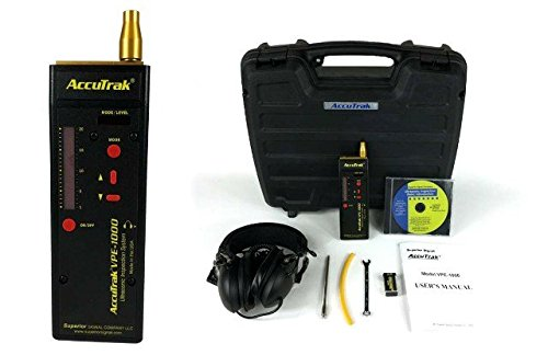 Superior Signal VPE-1000 AccuTrak Digital Ultrasonic Detector by Superior Signal