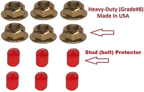 Torque Converter Nuts 3/8