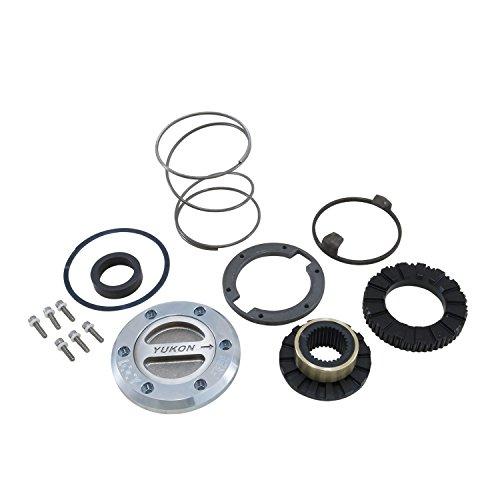Yukon Gear & Axle (YHC71004) Hardcore Locking Hub Set for Ford 30-Spline Dana 60 Differential
