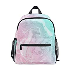 Fashionable print on the whole bag, attractive and durable,this backbag can enough hold all thing that child need in school, in order to let they learn how to manage their own items.