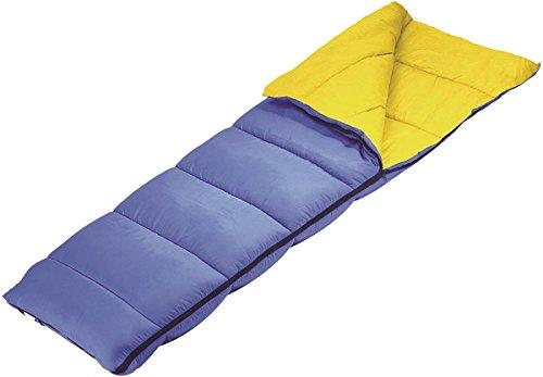 Cheap Wenzel Cub Kids 45 Degree Sleeping Bag – Blue