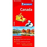 Canada - Michelin National Map 766: Map (Michelin National Maps)