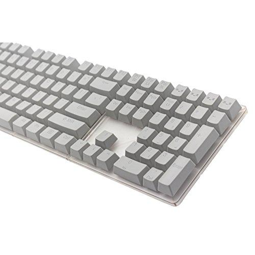 Keyboards - PBT Keycaps Backlit 108Key Set Doubleshot