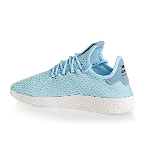 Pharrell HU adidas Originals Enfant Bleu Bleu Sneaker J Tennis CP9802 Williams UHwqxgWI5q