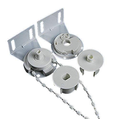 Good News Roller Blind Shade Metal Core Clutch Bracket Cord Chain Repair kit 38mm (Inside Roller Blind Brackets)