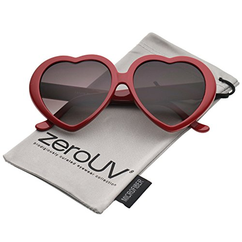 zerouv-womens-oversize-gradient-lens-heart-sunglasses-56mm-red-lavender
